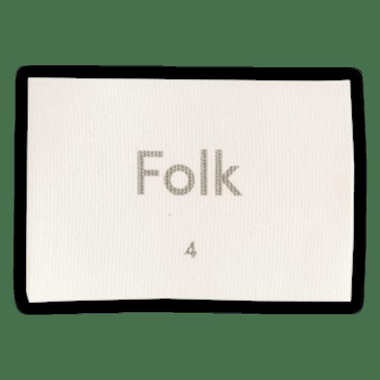 Bespoke cotton labels