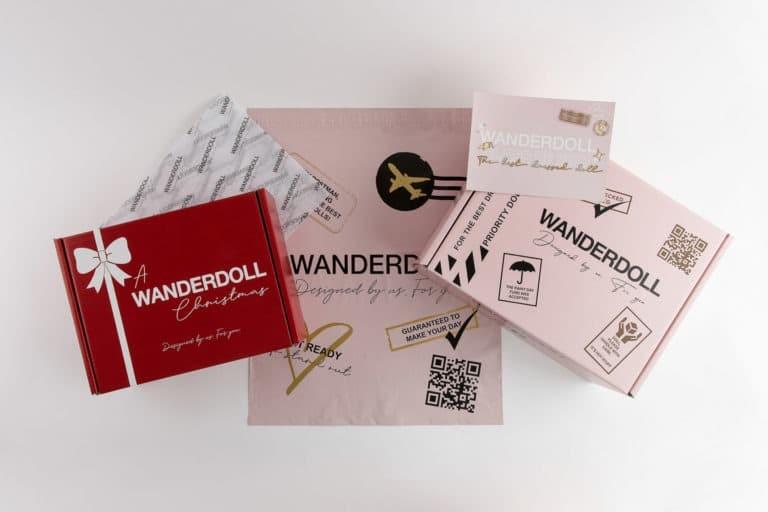 Mailing Box QR Codes